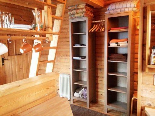 The Wardrobe at Log Cabin