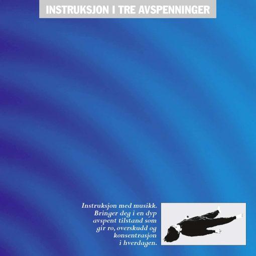 Instruksjon i tre avspenninger CD - med Peo - norsk