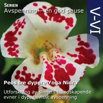 Peos tre dypere Yoga Nidraer CD - norsk
