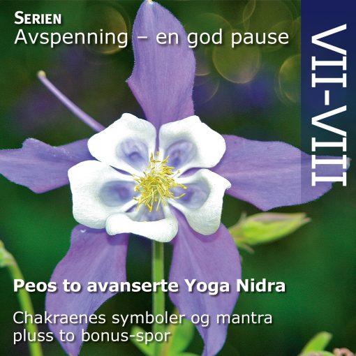 Peos to avanserte Yoga Nidraer CD - norsk