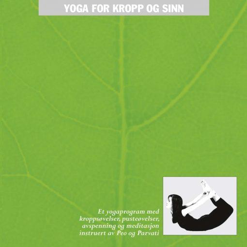 Yoga for kropp og sinn CD - med Peo og Parvati